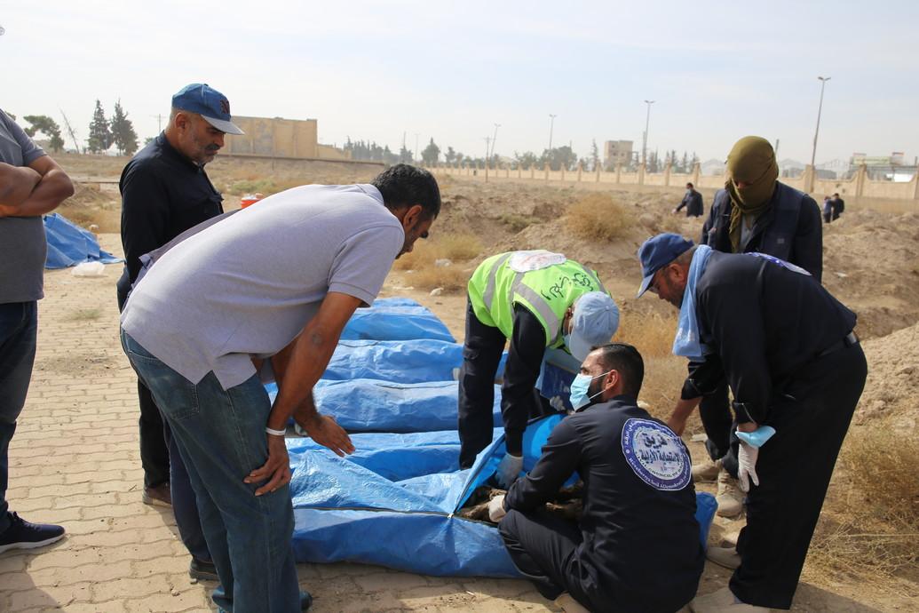 Raqqa : une insulte aux victimes